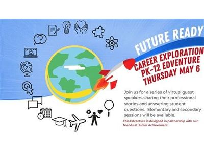 View the details for EdVenture Virtual Career Fair
